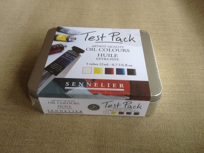 Test Pack  6 Tubes 21 ml HUILE Extra fineSENNELIER